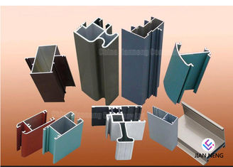 Building Construction Aluminum Door Profile Aluminium Door And Window Frames